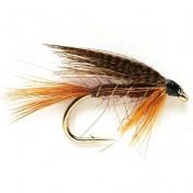Fulling Mill Wet Fly - Fiery Brown