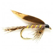 Fulling Mill Wet Fly - March Brown