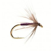 Fulling Mill Wet Fly - Snipe and Purple