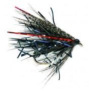 Fulling Mill Wet Fly - Straggler Black UV