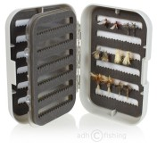 Fly Set Dry Fly by adh-fishing in Double Fly Box with Swing Leaf
