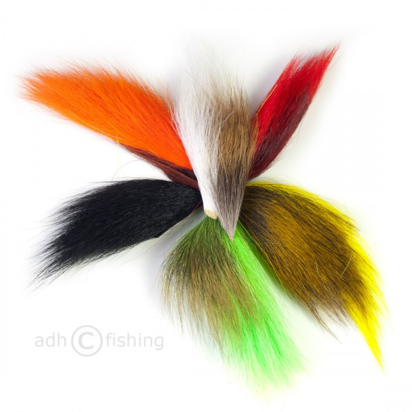 Fly Scene Bucktail mix