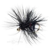 Fulling Mill Wet Fly - Bibio Bushy Bob