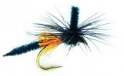 Fulling Mill Dry Fly - CJ's Para Midge Black