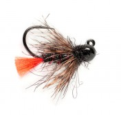 Fulling Mill Nymph - Tungsten Flashback Red Tag Jig Barbless
