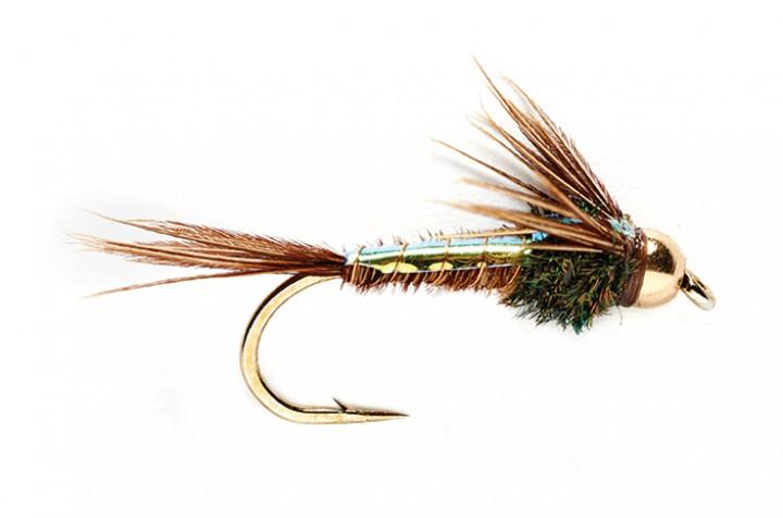 Fulling Mill Nymph - Flash Back Pheasant Tail