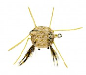 Fulling Mill Saltwater Fly - Flexo Crab olive weedless