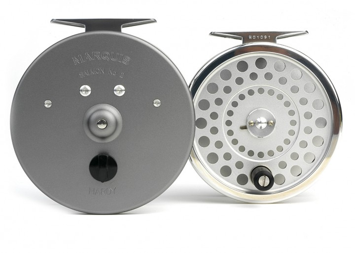 Hardy Marquis Salmon Fly reel