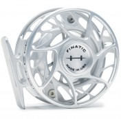Hatch Finatic Plus Fly Reel clear black