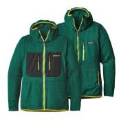 Patagonia R3 Fleece Hoody Reversible Jacket