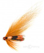 Tube Fly - Premium-quality - Seatrout Rainbow Body