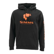 Simms Bass Hoody black