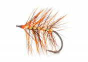 Sea Trout Fly Sveveren Burned Orange