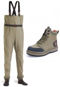 Vision Keeper Wading-Set Waders and RK62 Boots (Felt)