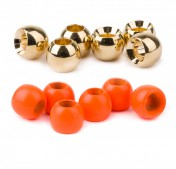 Brass Beadheads for Bauer Tube Flies