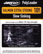 Airflo Salmon (Extra Strong, 10 ft) Polyleader