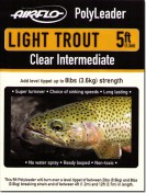 Airflo Light Trout Polyleader 5 ft