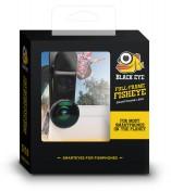 Black Eye Full-Frame Fisheye Lens for Smarphones