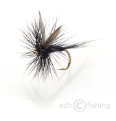 Fulling Mill Dry Fly - Black Gnat
