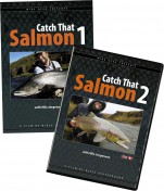 DVD Set: Catch that Salmon Vol.I + Vol.II