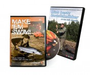 2 DVDs in a Set: My Best Casting Techniques and Make Em Swim