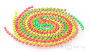 bead chain eyes coated different colors