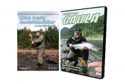 SET! 2 DVDs - My best casting techniques with Jan Erik Granbo & Fishing Sommer on the River GAULA