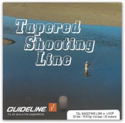 Guideline TSL Tapered Shooting Line Running Line Looped