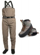 Guideline Kaitum/Laxa Wading Set Waders and Boots (Felt or Rubber)