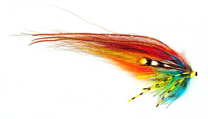 Frödin Flies Tube Fly Classic Series - Moonshine