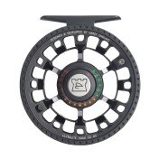 Hardy Ultralite CA DD Black Disc Drag Fly Reel
