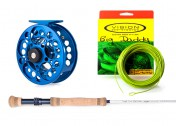 Pike Set: TFO Axiom, Vosseler DC2 Reel and Big Daddy Fly Line