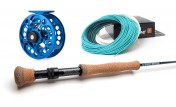 Pike Set: Loop Pike Booster Fly Rod, Vosseler DC2, Guideline Pike Series Fly Line
