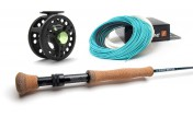 Pike Set: Loop Pike Booster Fly Rod, Loop Xact, Guideline Pike Series Fly Line