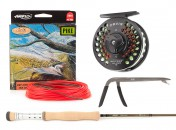 Pike Set: Airflo Greentooth Fly Rod, Orvis Access Fly Reel and Elbi's Pike Fly Line