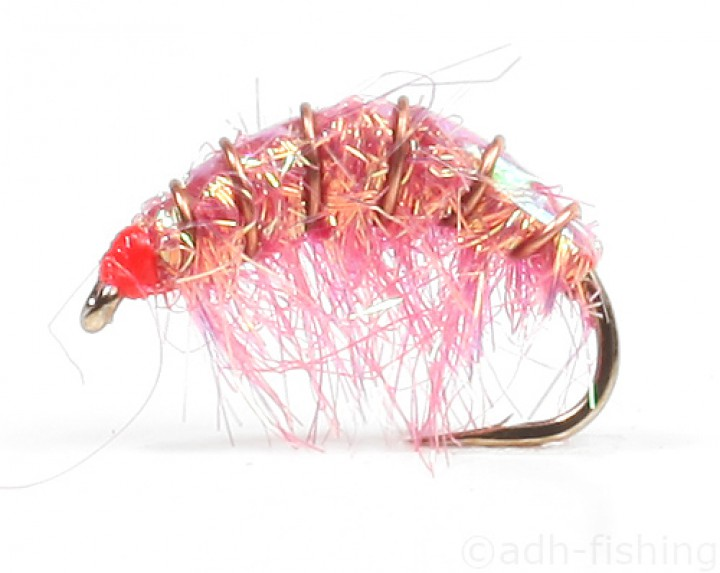 Fulling Mill Sea Trout Fly Lite Brite Shrimp Mating