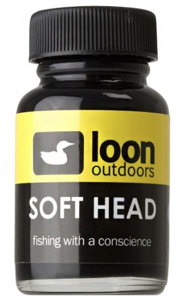 Soft Head black