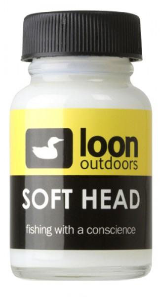 Soft Head white