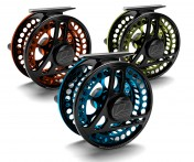 Loop Evotec G4 Fly reel coloured