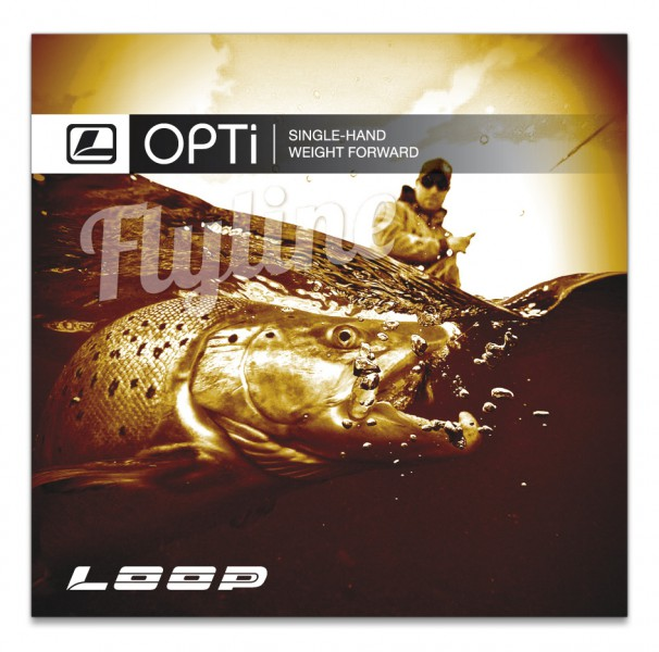 Loop Opti Stillwater Fly Line