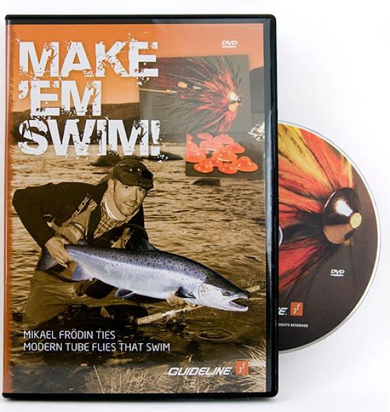 DVD - Mikael Frödin - Make EM Swim