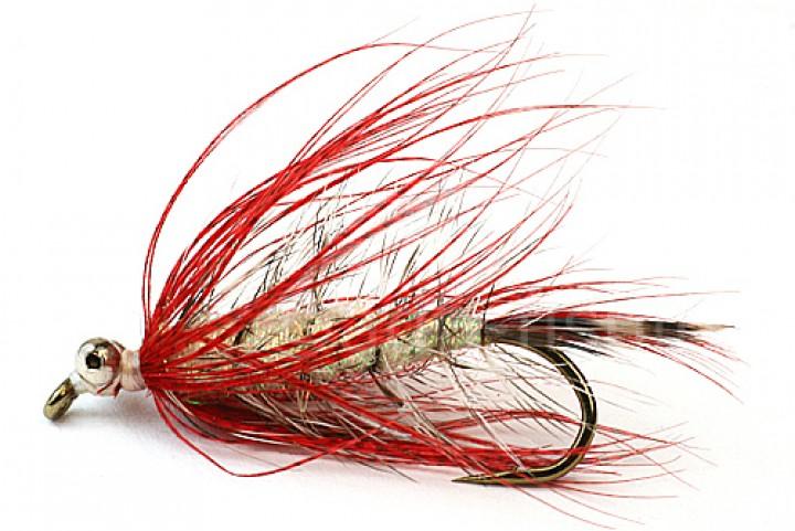 Sea Trout Fly Mallard Magnus red