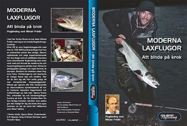 DVD - Mikael Frödin - Modern Salmon Flies