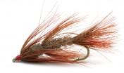 Sea Trout Fly Omo Borsten brown