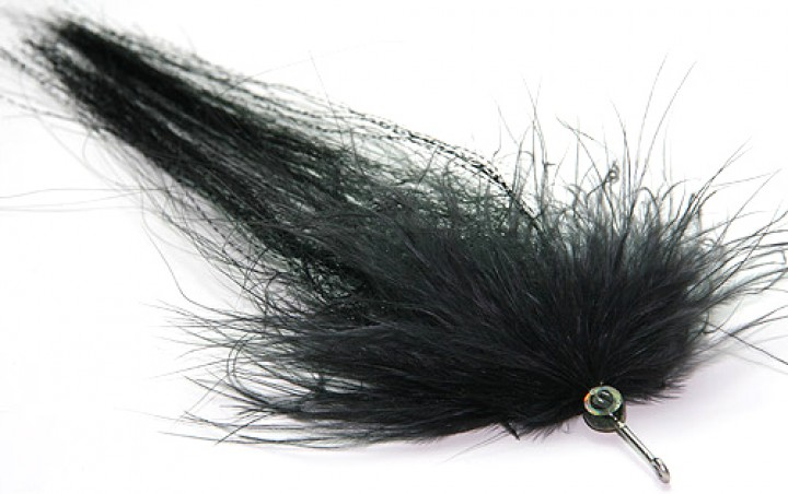 Pike Muppet black by Umpqua
