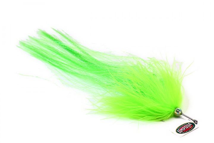 Pike Muppet green by Umpqua