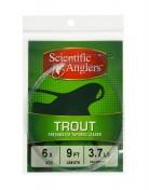 3M Scientific Anglers Freshwater Leader 2-Pack