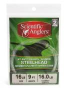 3M Scientific Anglers Salmon Leader 2-Pack
