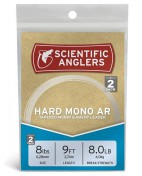 Scientific Anglers Hard Mono AR Tapered Leader 2-Pack