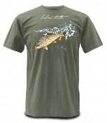 Simms Weiergang SS Tee Trout T-Shirt